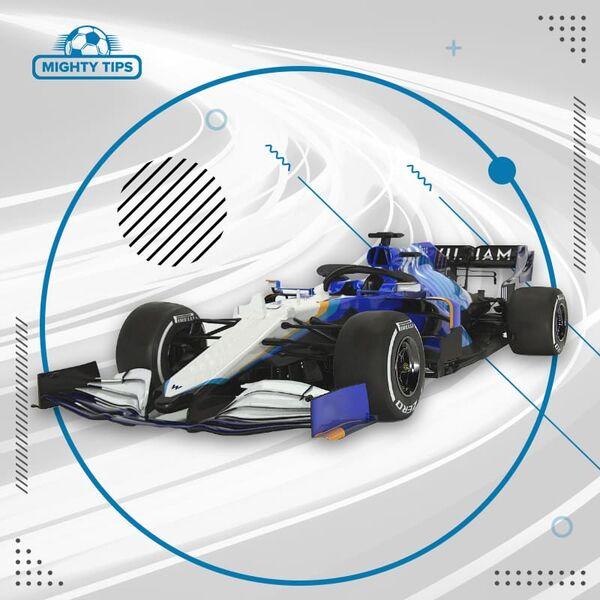 F1 versenyautó