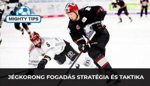 Jégkorong fogadás Stratégia és Taktika