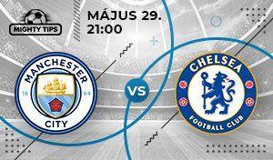 Manchester City - Chelsea fogadási tippek
